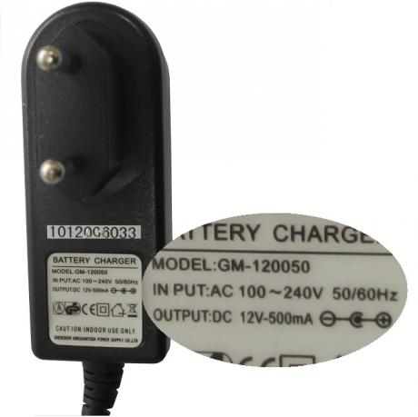 зарядно за 8бр 1,2V акумулаторни батерии 1