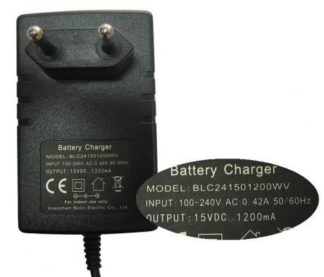 зарядно за 12V оловни акумулатори 1