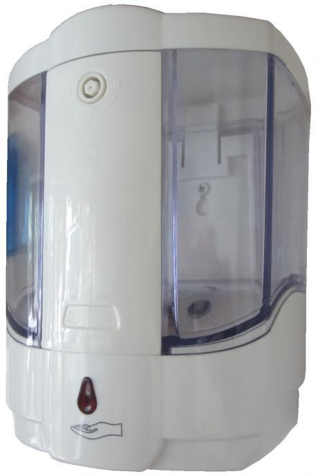 автоматичен дозатор за течен сапун 2