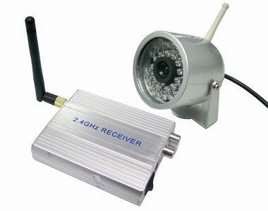 безжична видеокамера 1