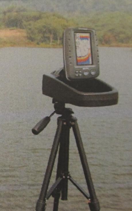 безжичен сонар със цветен дисплей 3