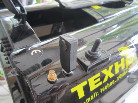 Звуков индикатор сигнализиращ за разреден акумулатор 4