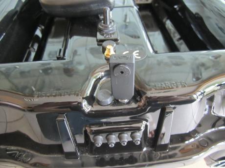 Звуков индикатор сигнализиращ за разреден акумулатор 5