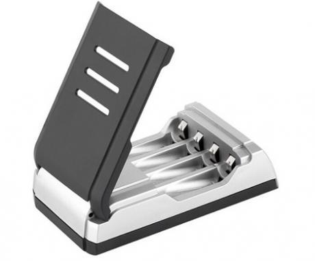 Интелигентно зарядно за акумулаторни /презареждаеми/ батерии 5