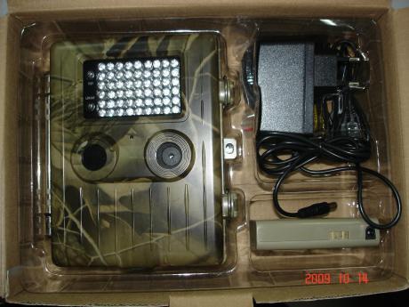 Видеокамера с дисплей 1