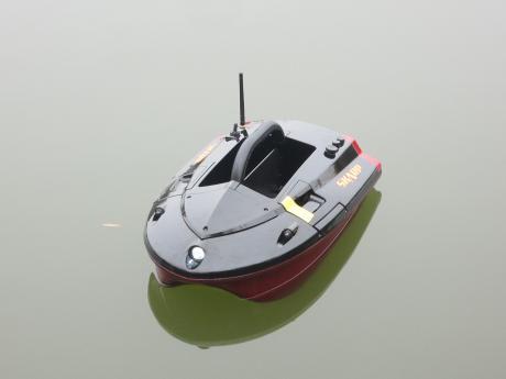 лодка за захранка S KARP 60 с 5,8GHz радиоуправление 4