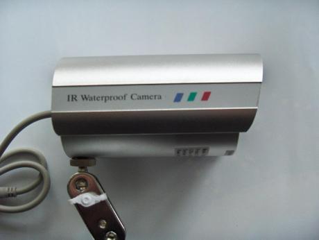 цветна видеокамера за външен монтаж 1