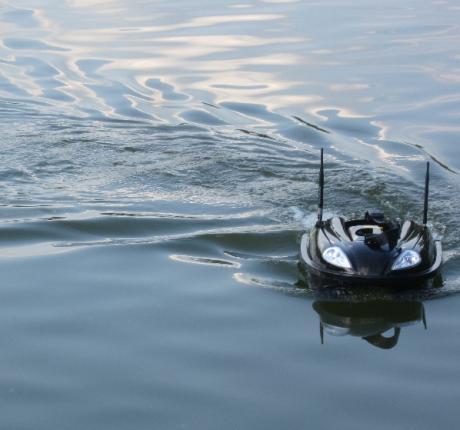 Лодка за захранка Малка 5