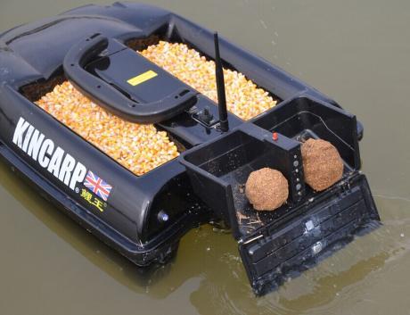 допълнителен кош за лодка за захранка 2