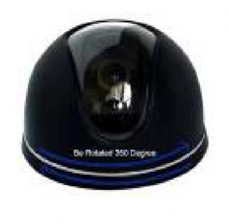 цветна куполна видеокамера 1