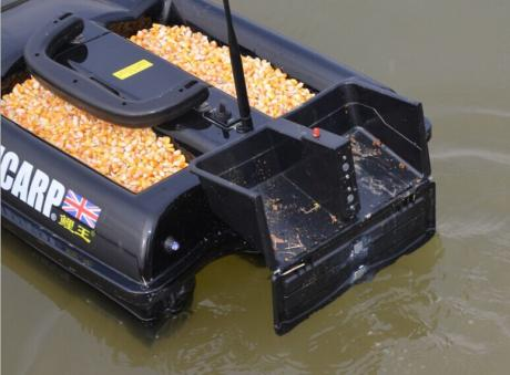 допълнителен кош за лодка за захранка 4