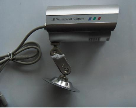 цветна видеокамера за външен монтаж 2