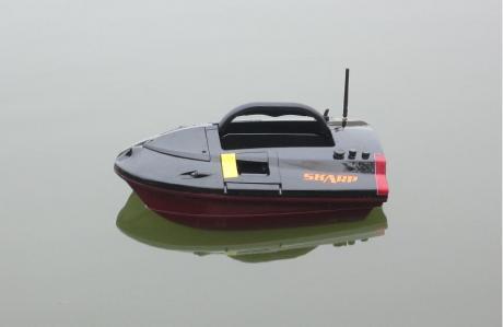 лодка за захранка S KARP 60 с 5,8GHz радиоуправление 5