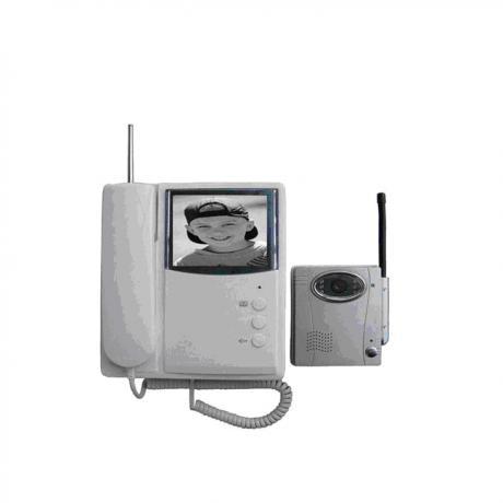 Безжичен видеодомофон 1