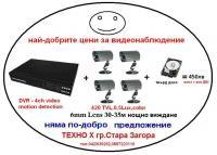 Комплект за видеонаблюдение