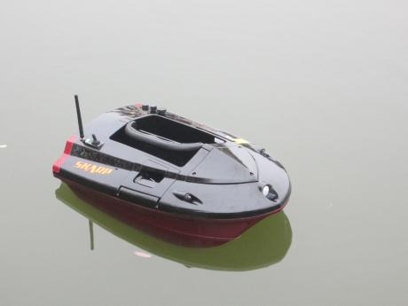 лодка за захранка S KARP 60 с 5,8GHz радиоуправление 2